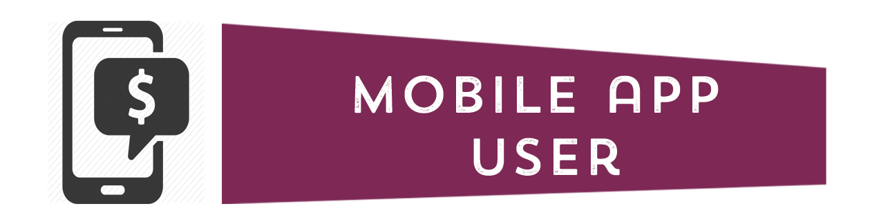 Mobile User Icon